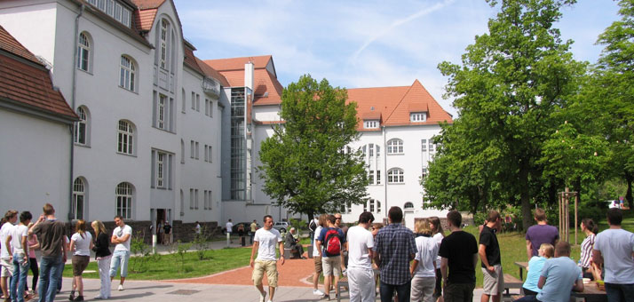 Campus der DHGE in Eisenach